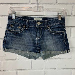 Aeropostale Jean Shorts Size 1/2